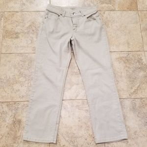 Riders by Lee Good Condition Tan Khaki Pants